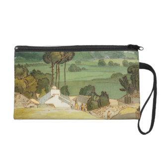 Ambleside, 1786 (w/c with pen and ink over graphit wristlet