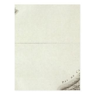 Ambleteuse Tarjeta Postal