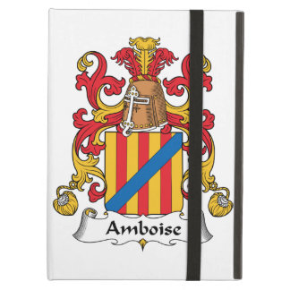 Amboise Family Crest Case For iPad Air