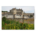 Amboise Royal Castle Greeting Cards
