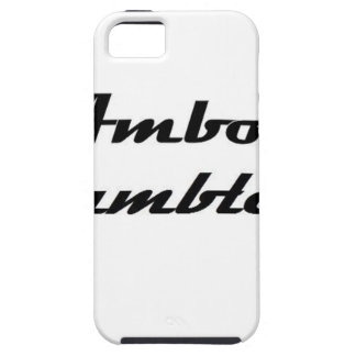 Amboy Rambler Gear iPhone 5 Covers