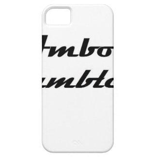 Amboy Rambler Gear iPhone 5 Cover