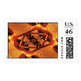 Ambro Rose Postage Stamp