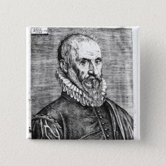 Ambroise Pare  1582 Pinback Button
