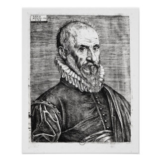 Ambroise Pare  1582 Poster