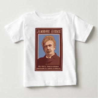 Ambrose Bierce -Politics Baby T-Shirt