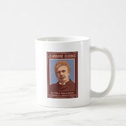 Ambrose Bierce -Politics Coffee Mug