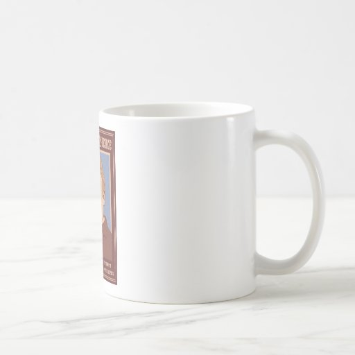 Ambrose Bierce -Politics Coffee Mugs