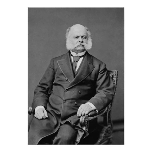 Ambrose Burnside and His Sideburns Posters
