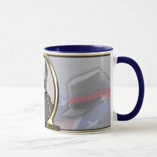Ambrose Burnside Civil War Coffee Mug
