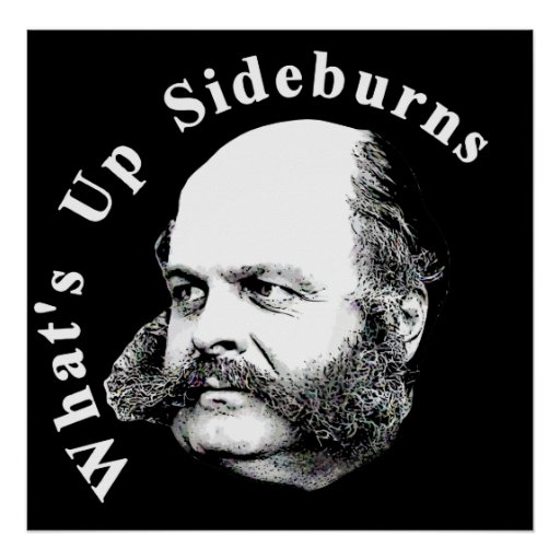 Ambrose Burnside Posters