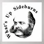 Ambrose Burnside Print