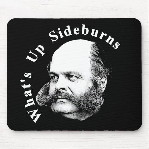 Ambrose Burnside Tapetes De Raton