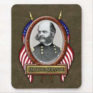 Ambrose E. Burnside Civil War Mouse Pad