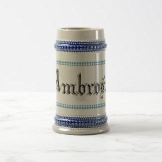 Ambrosia Beer Stein