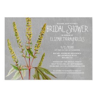 Ambrosia Bridal Shower Invitations