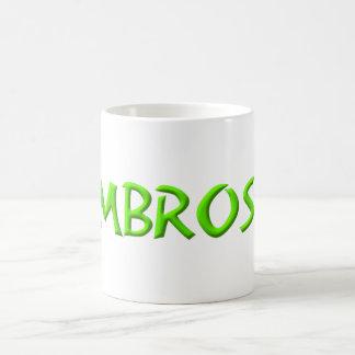 Ambrosia Coffee Mug