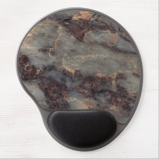 Ambrosia Decorative Stone - Stunning Vivid Color Gel Mouse Pad