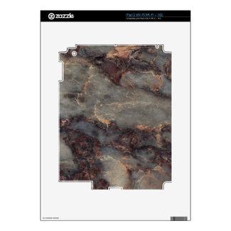 Ambrosia Decorative Stone - Stunning Vivid Color iPad 2 Skins