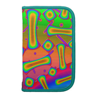 Ambrosia Dichroic Glass Fractal Sleeve Planners
