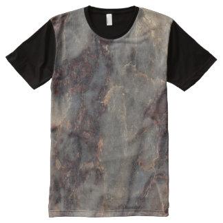 Ambrosia Stone Pattern Background  - Stunning! All-Over-Print T-Shirt