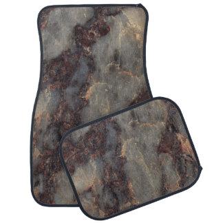 Ambrosia Stone Pattern Background  - Stunning! Car Mat