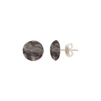 Ambrosia Stone Pattern Background  - Stunning! Earrings