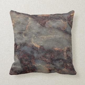 Ambrosia Stone Pattern Background  - Stunning! Throw Pillow