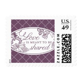 Ambrosia Vineyard Love Postage