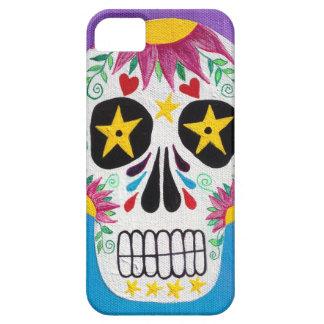 Ambrosino Art iPhone iPad Case Sugar Skull Stars