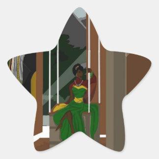 Ambry Purlieus Star Sticker
