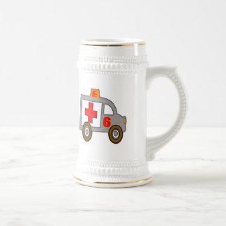 Ambulance 6th Birthday Gifts Mug