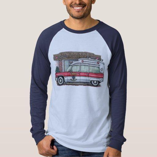 Ambulance Adult Shirt