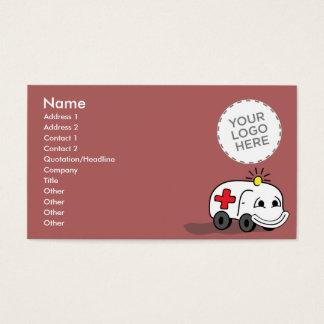 Ambulance Business Card