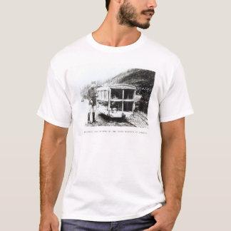 Ambulance Car on One of the Light Railways T-Shirt