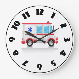 Ambulance Clock