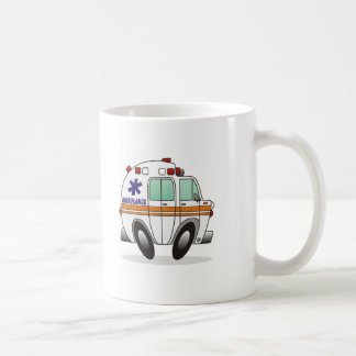Ambulance Coffee Mug