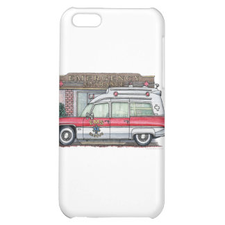 Ambulance Cover Case For iPhone 5C