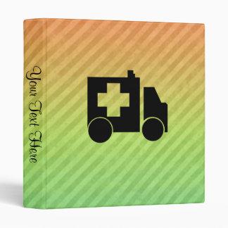 Ambulance Design Binder