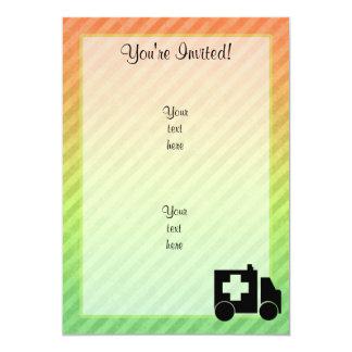 Ambulance Design Cards