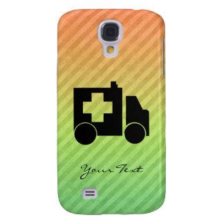 Ambulance Design Samsung Galaxy S4 Case