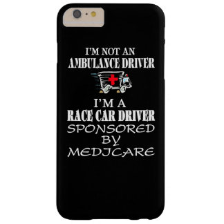 AMBULANCE DRIVER BARELY THERE iPhone 6 PLUS CASE