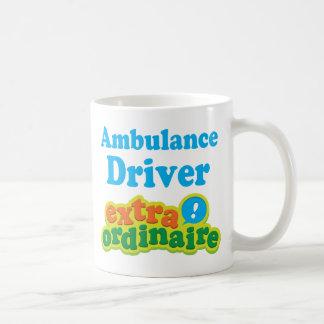 Ambulance Driver Extraordinaire Gift Idea Mugs