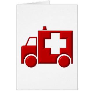 Ambulance / EMT Card