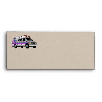 Ambulance Envelopes