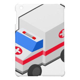 Ambulance iPad Mini Cover