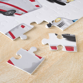 Ambulance Jigsaw Puzzle