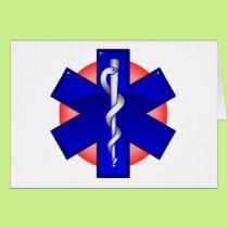 ambulance man card