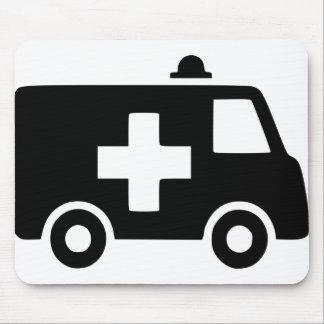 Ambulance Mouse Pad