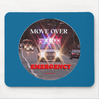 Ambulance_Move_Over.gif Mouse Pad